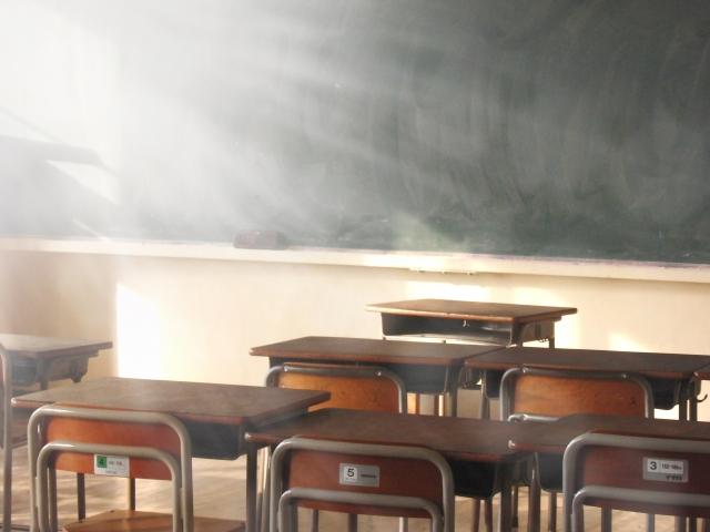いつもの教室