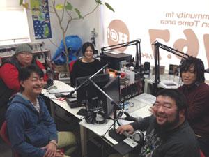 東日本臨災FMネットワーク「ラジオから伝えたい想い」