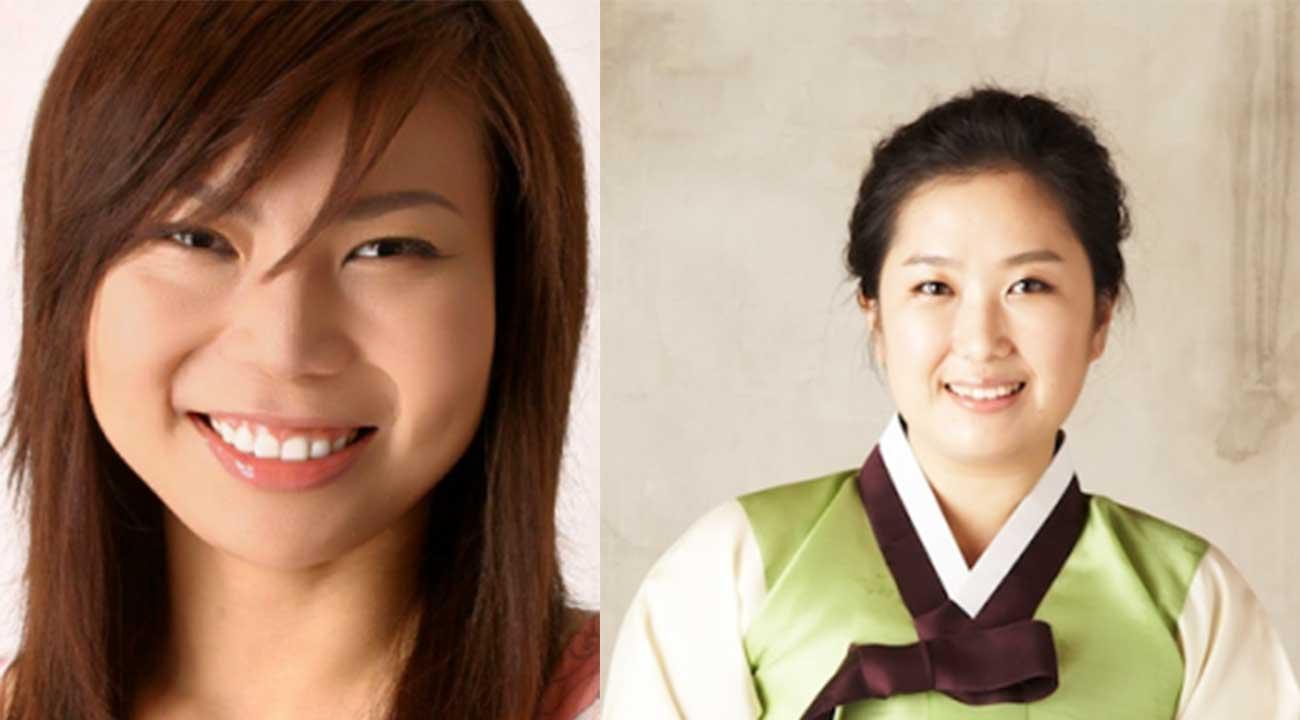 カンナユリとジュ・ヒョンジュの 「旅するK-POP」